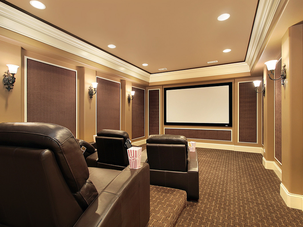 Capture the Excitement of the Movies in Your Home